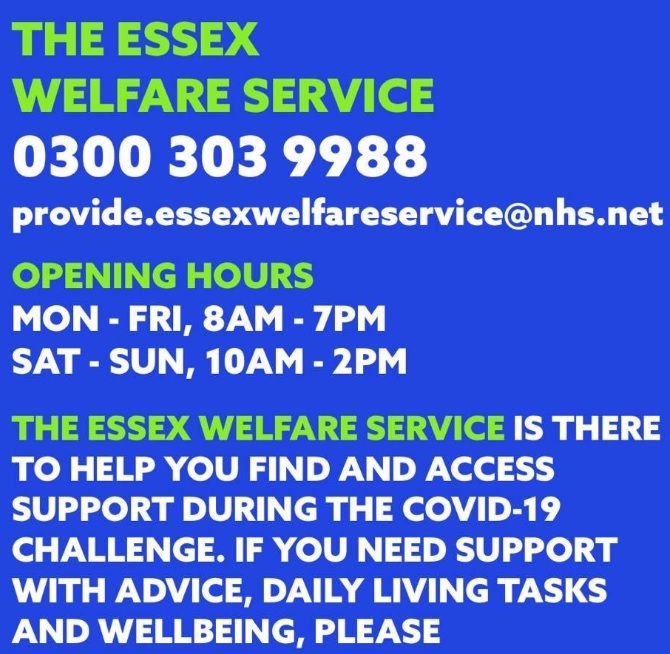 Essex Welfare